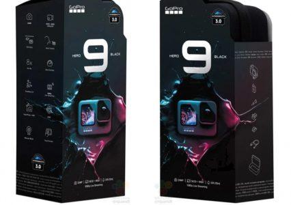 GoPro Hero 9 – o wiele większa bateria i nagrywanie 5K – nowe informacje