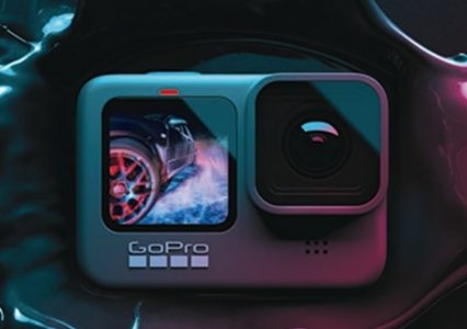Jest lepsza pod każdym względem. GoPro Hero 9 Black z kolorowym wyświetlaczem z przodu i 5K jużoficjalnie!