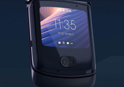 Oto Motorola Razr 5G. Znamy cenę smartfona z klapką i 5G na pokładzie