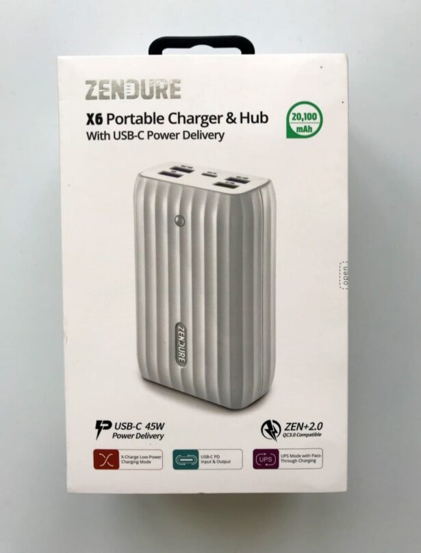 Powerbank Zendure X6
