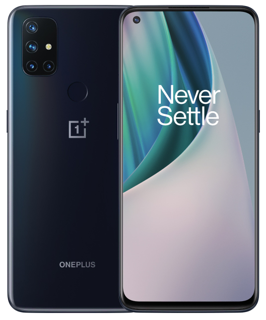 OnePlus Nord N10 Official