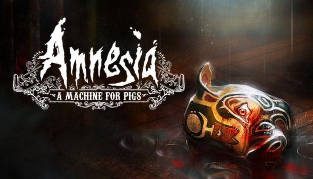 amnesia machine for pigs amnesia rebirth