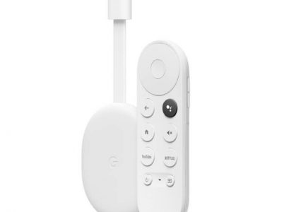 Już jest! Nowy Chromecast od teraz z Google TV