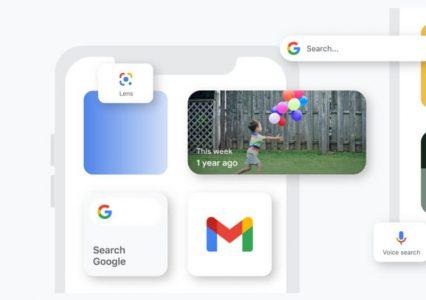 Google udostępnia nowe widgety na iOS 14. Pojawiły się widgety ze Zdjęć Google oraz YouTube Music