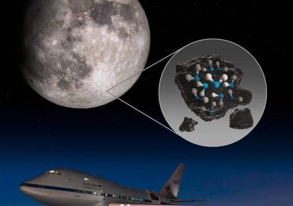 NASA potwierdziła: jest woda na Księżycu – to zmienia niemalże wszystko