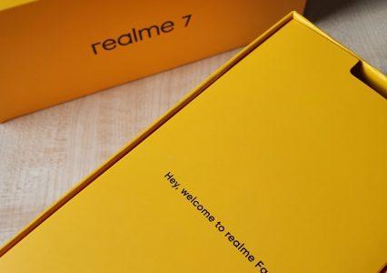 Realme 7 na pewno urwie kawałek tortu Xiaomi – pierwsze wrażenia
