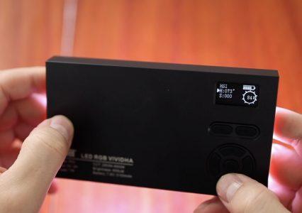 [VIDEO] Poznajcie kieszonkowe panele LED Newell RGB Vividha o ogromnej mocy