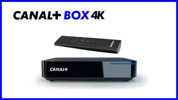 CANAL BOX 4K 3