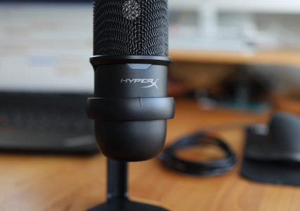Piękny i zgrabny mikrofon dla graczy, ale czy tylko? Poznajcie HyperX Solocast