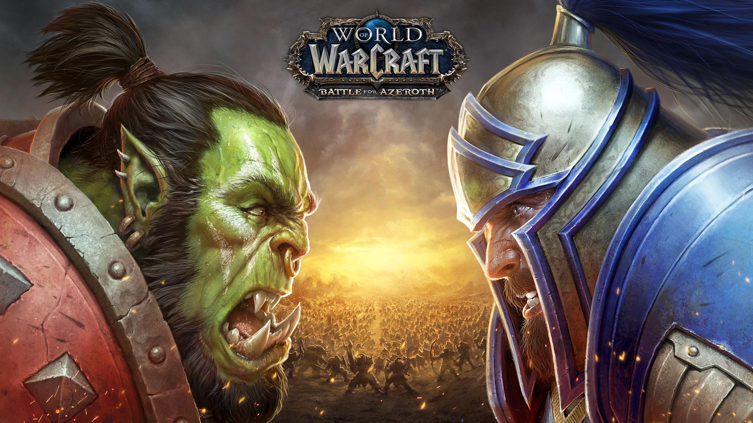world of warcraft battle