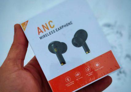Testujemy z Ali #1: Ile są warte słuchawki z ANC za 89 zł? Tyle, co kabelek USB-C dołączony do zestawu.