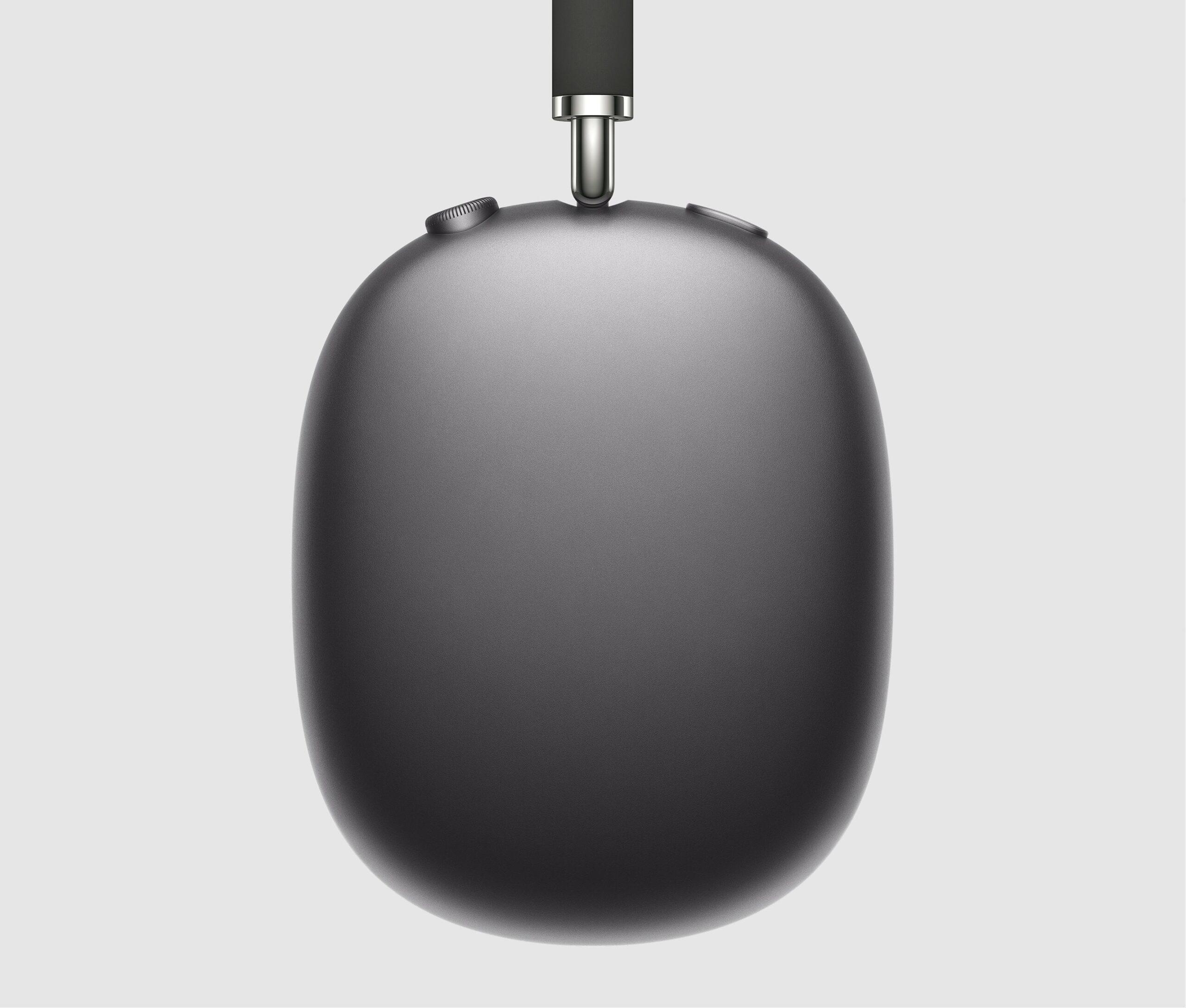 Nowe AirPods Max w kolorze Space Gray