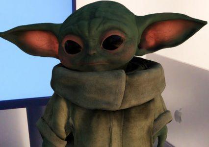 Baby Yoda i rozszerzona rzeczywistość? Dzięki Google postać serialu Mandalorian może pojawić się w naszych domach