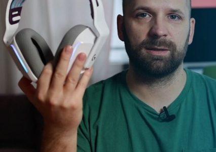 [VIDEO] Mam nowe ulubione słuchawki wokół uszne. Poznajcie Logitech G733