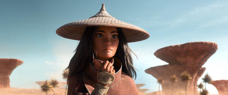 Raya i ostatni smok - screen z filmu Disney