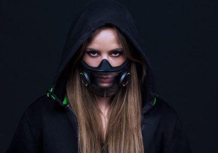 Razer chwali się Project Hazel. To inteligentna maska z podświetleniem RGB