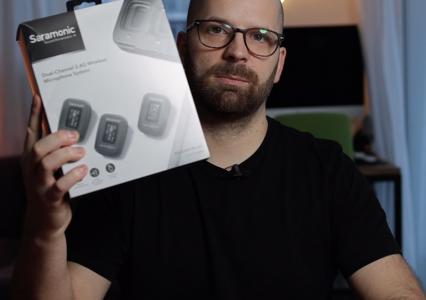 Czy to idealny zestaw do nagrywania audio w Twoim aparacie? Saramonic Blink 500 Pro – pierwsze wrażenia