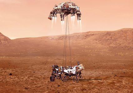 Życie na Marsie? Perseverance znalazł dawne jezioro