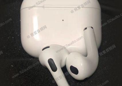 AirPods 3 pokazane? Wyciekają zdjęcia najnowszych słuchawek od Apple!