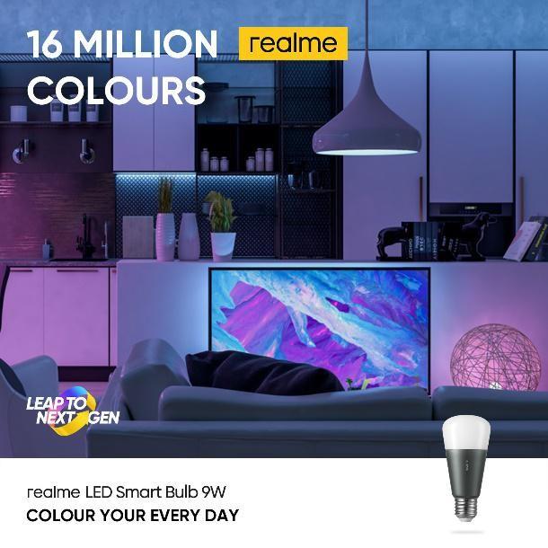 realme led smart bulb 2