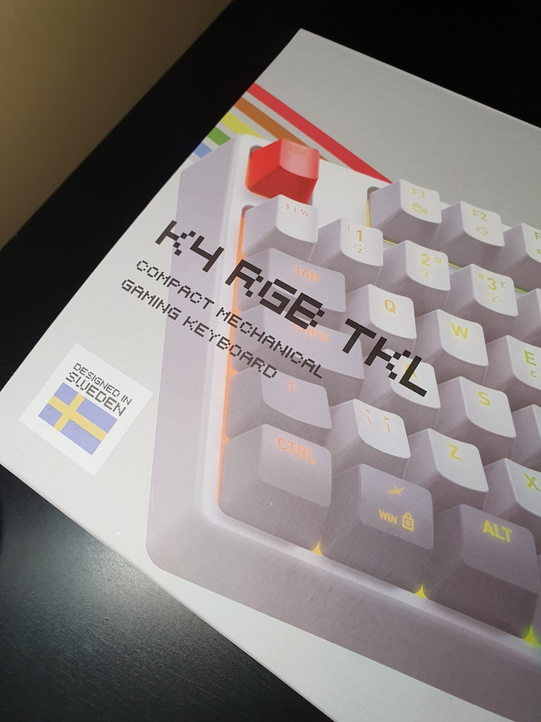 xtrfy k4 retro tkl 3