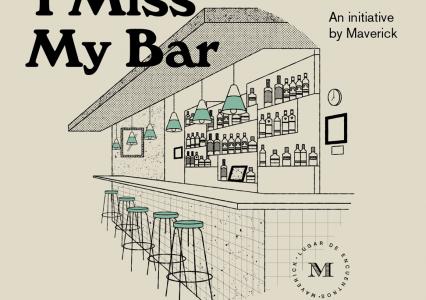 Czy Ty też tęsknisz za swoim ulubionym barem? I Miss My Bar próbuje zwrócić nam normalność i przypomina   o kultowym meksykańskim miejscu spotkań