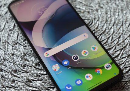 Motorola moto g 5G – średniak szyty na miarę i na dodatek z obsługą sieci 5G