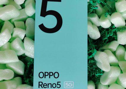 OPPO Reno 5 5G, to taki stary nowy przyjaciel – pierwsze wrażenia