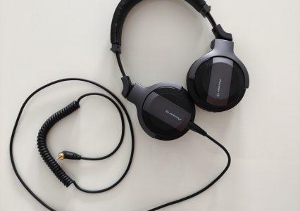 Słuchawki PIONEER HDJ-X5-K. Moja recenzja
