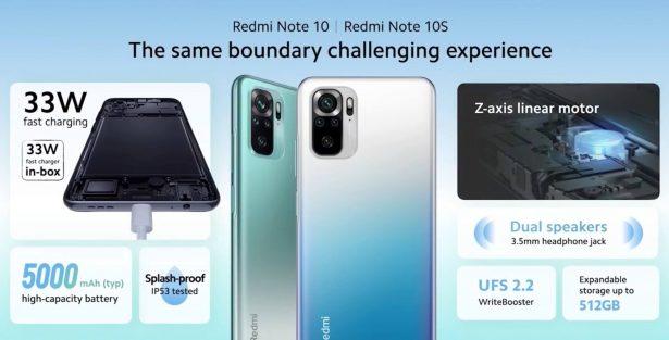 Redmi Note 10 6