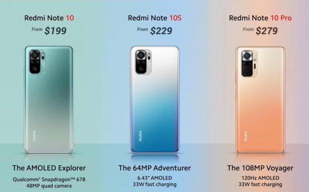 Redmi Note 10 9