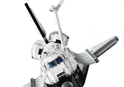 Lego wraz z NASA pokazało nowy zestaw – wahadłowca Discovery z teleskopem Hubble'a