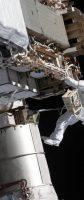 Gwiezdny spacer 420 km nad Ziemią – zobacz wyjście astronautki z Międzynarodowej Stacji Kosmicznej