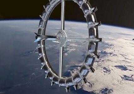Nieziemski urlop? Pierwszy kosmiczny hotel ma powstać do 2027 roku!