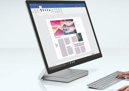Najpotężniejszy sprzęt od Microsoftu wylądował na moim biurku. Surface Studio 2 – pierwsze wrażenia