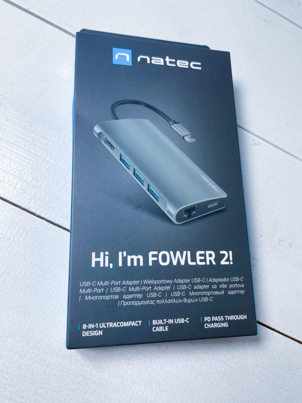 Natec Fowler 2