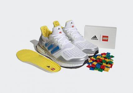 Adidas stworzył buty we współpracy z LEGO. Limitowane sneakersy już wkrótce!