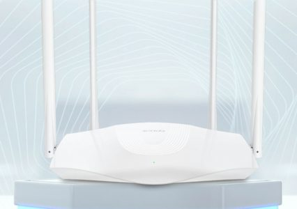 Nowości WiFi 6 od Tenda – router TX3 i karta sieciowa E30