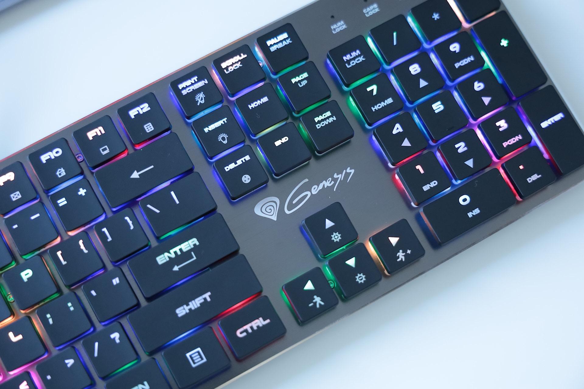 Genesis Thor 420 RGB