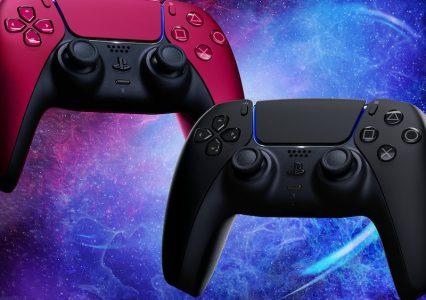 PS5 dostanie 2 nowe kontrolery. Pady w zupełnie nowych kolorach zobaczymy już wkrótce
