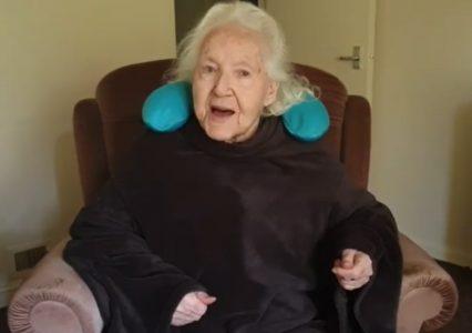 Wiek to tylko stan umysłu. 94 – letnia babcia Ania wymiata na Instagramie
