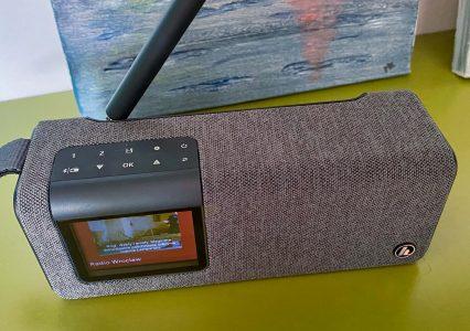 Hama DR200BT: małe radio dla miłośników dobrego designu