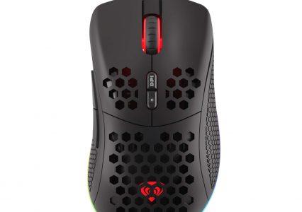 Krypton 550 to waga lekka gamingowych myszek – pierwsze wrażenia