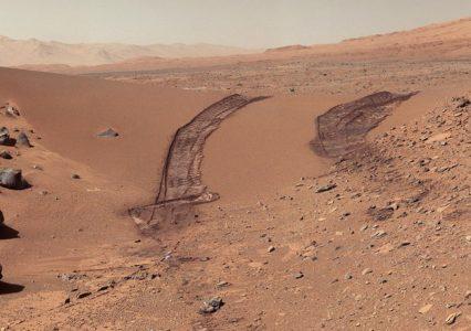Łazik Curiosity dalej w formie! Najnowsze odkrycie może wreszcie potwierdzać życie na Marsie