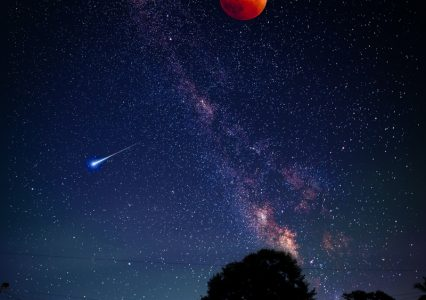 Krwisty Księżyc już dziś! A z tej okazji mam dla Was kilka ciekawostek o Srebrnym Globie