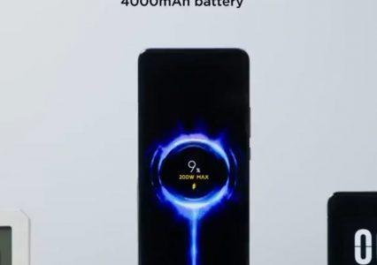 Ładowanie smartfona w 8 minut – nowa 200W ładowarka Xiaomi robi wrażenie!