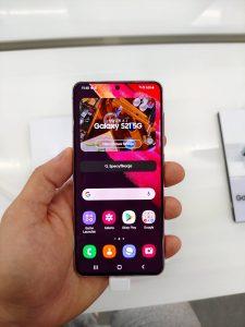Samsung S21 1
