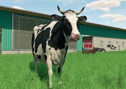Farming Simulator 22 zupełnie mnie nie obchodzi, ale trailer wgniótł mnie w fotel