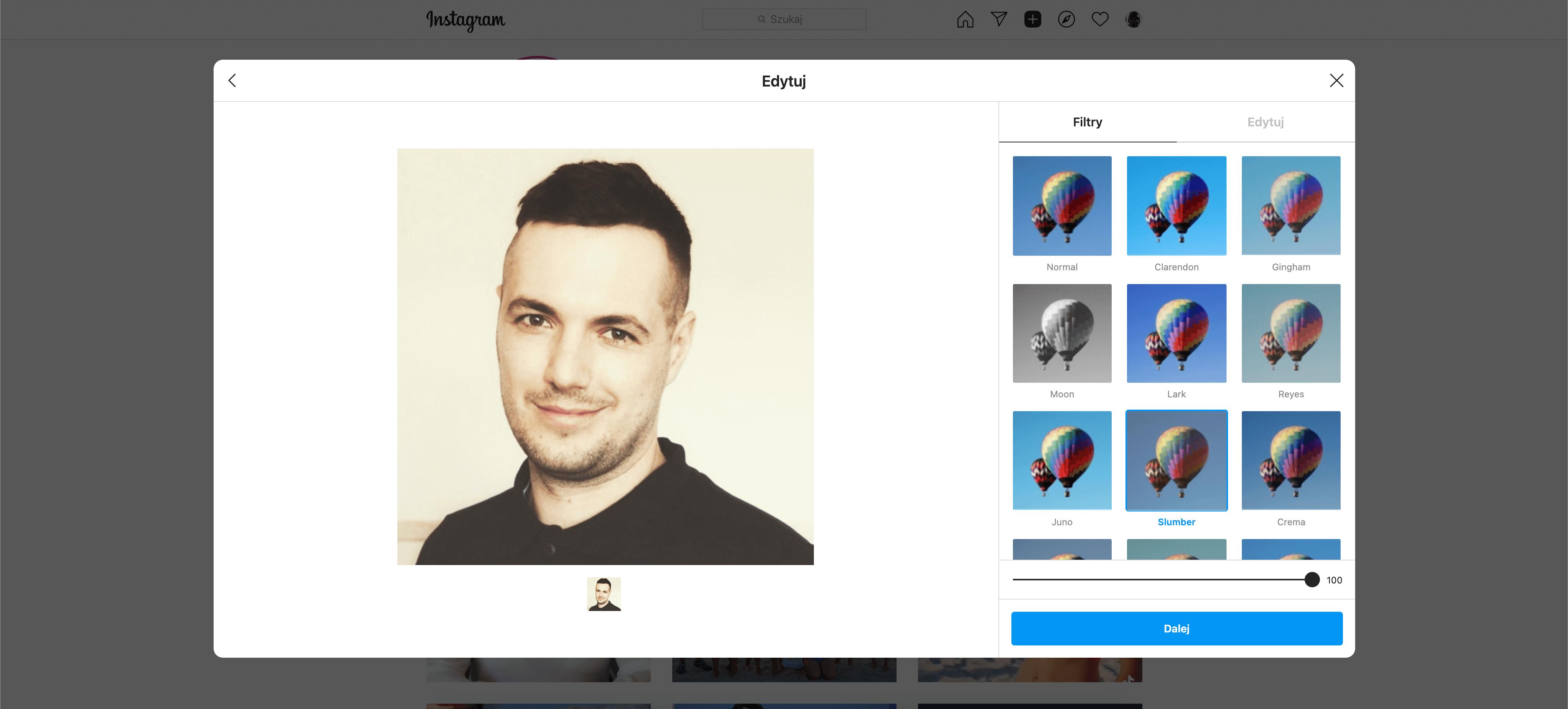 instagram desktop 2