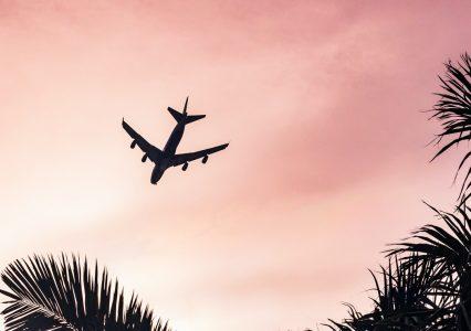 Internet ze Starlink w samolocie? SpaceX już prowadzi rozmowy z liniami lotniczymi